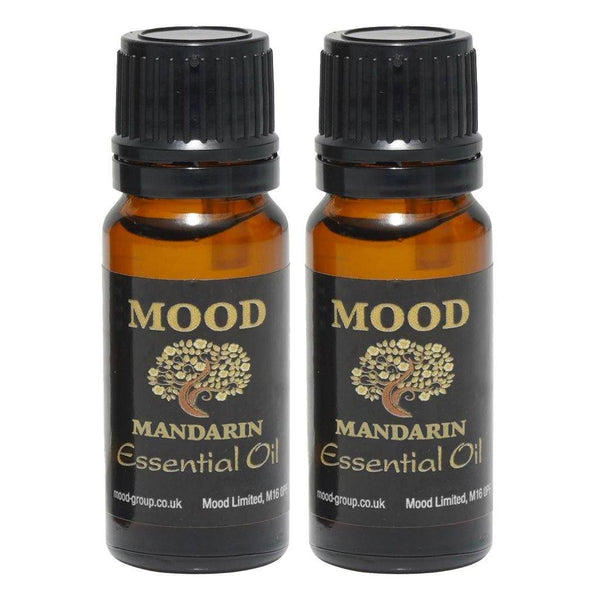 20ml Essential Oils Mandarin Natural Home Fragrances Aromatherapy Diffuser Oil - Mood Essential Oils