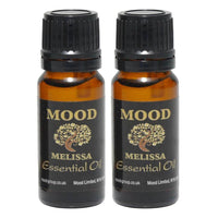 20ml Melissa Essential Oil Natural Aromatherapy Essential Oils Diffuser Burner - Mood Essential Oils