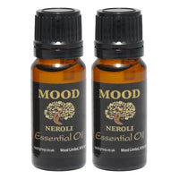 Neroli Essential Oil 20ml Natural Aromatherapy Essential Oils Diffuser Burner - Mood Essential Oils