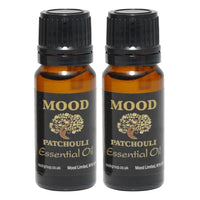 Patchouli Essential Oil 20ml Natural Aromatherapy Essential Oils Diffuser Burner - Mood Essential Oils