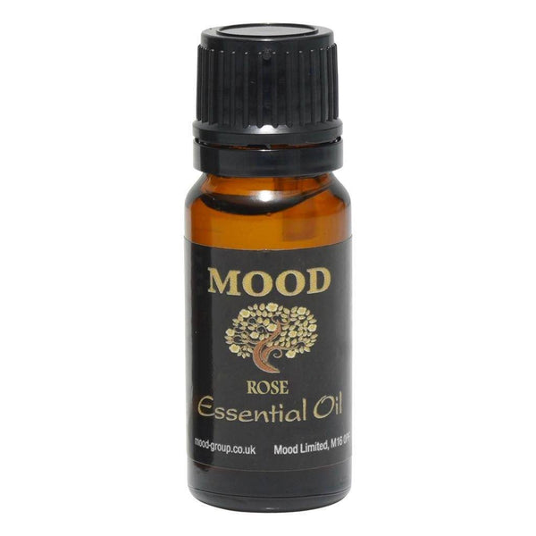 Rose (Commercial) Essential Oil 10ml Natural Aromatherapy Essential Oils - Mood Essential Oils