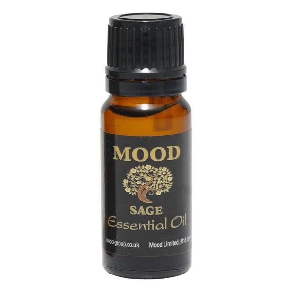 10ml Essential Oil Sage Natural Aromatherapy Essential Oils Diffuser Burner - Mood Essential Oils