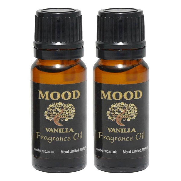Vanilla 20ml Fragrance Oil Natural Home Fragrances Candle & Soap Making - Mood Essential Oils