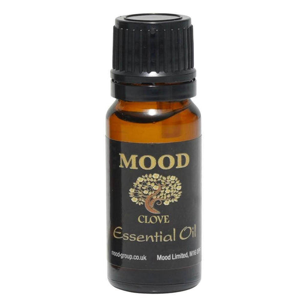 Clove Bud Essential Oil 10ml Natural Aromatherapy Essential Oils Diffuser Burner - Mood Essential Oils