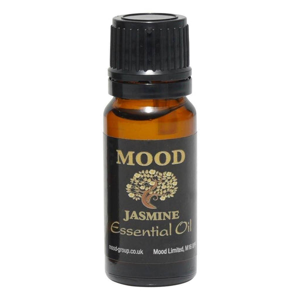 Jasmine Essential Oil 10ml - MoodEssentialOils.co.uk
