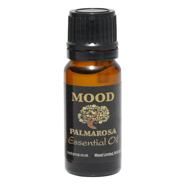 Palmarosa Essential Oil 10ml - MoodEssentialOils.co.uk