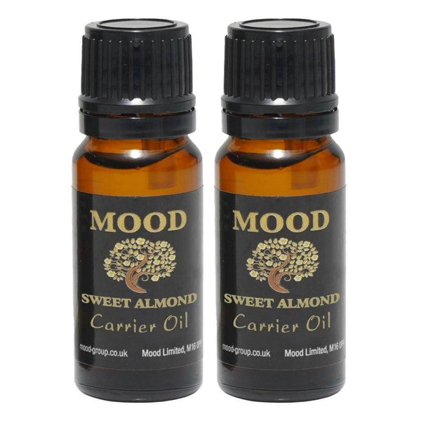 Sweet Almond Oil 20ml Natural Massage Carrier Oil Cold Pressed 100% Pure