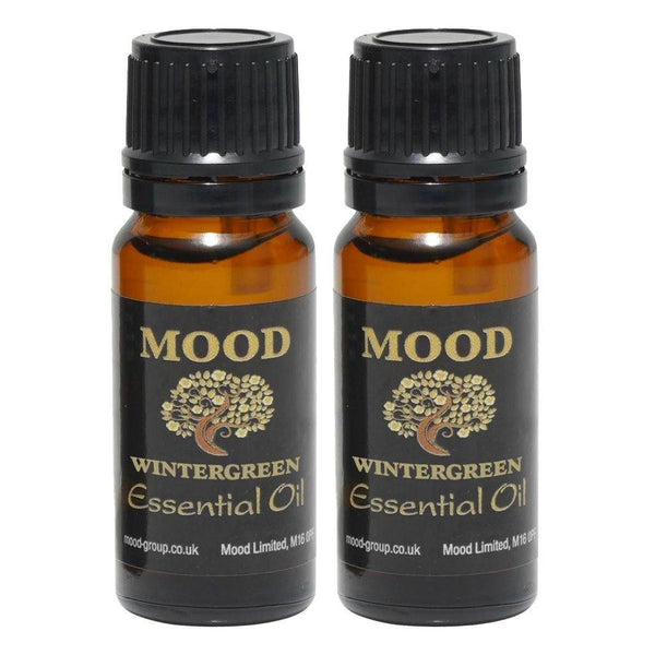 Refresh Essential Oil Wintergreen 20ml Aromatherapy - Mood Essential Oils