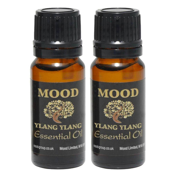 Essential Oil Oils Pure Aromatherapy Natural Ylang Ylang 20ml Fragrance Organic - Mood Essential Oils