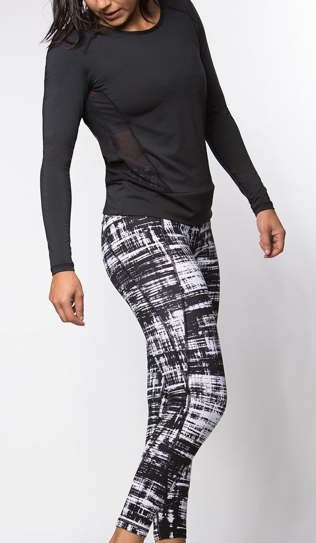 Oakland 7/8 Length Legging - unfnshd workout apparel