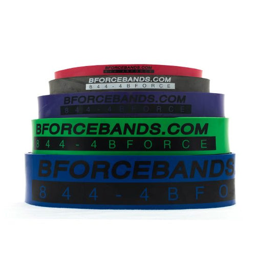 Strength Resistance Bands - B-Force Bands