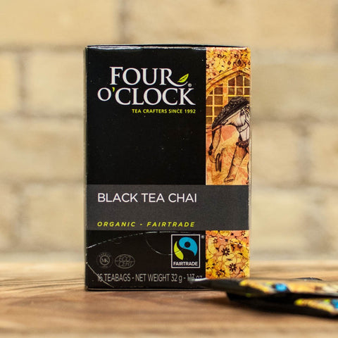 Black Chai Tea