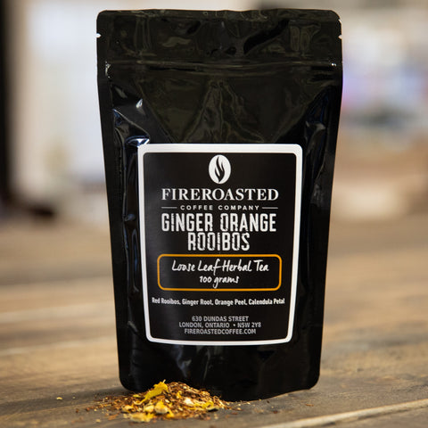 Ginger Orange Rooibos