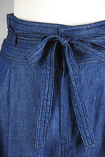 Wide Leg Dark Denim