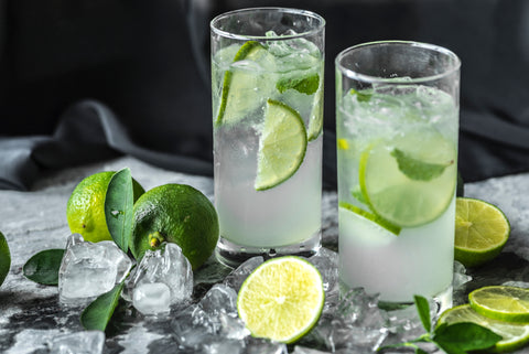 Mocktail Mojito - Alcohol Free & Low Sugar 🍸