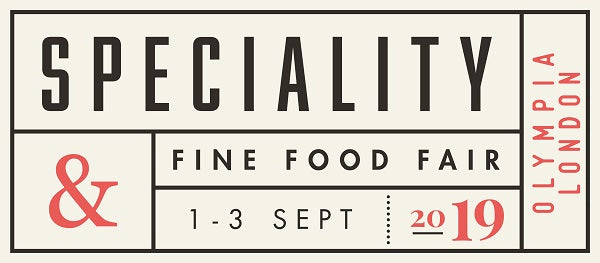 Speciality Fine Food Fair 2019 logo