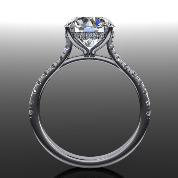 Signature Split Prong Hidden Halo