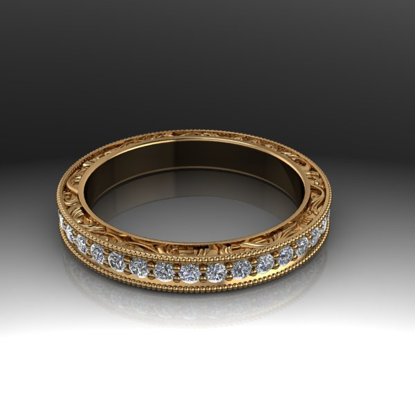 Giselle's Vintage Eternity Band