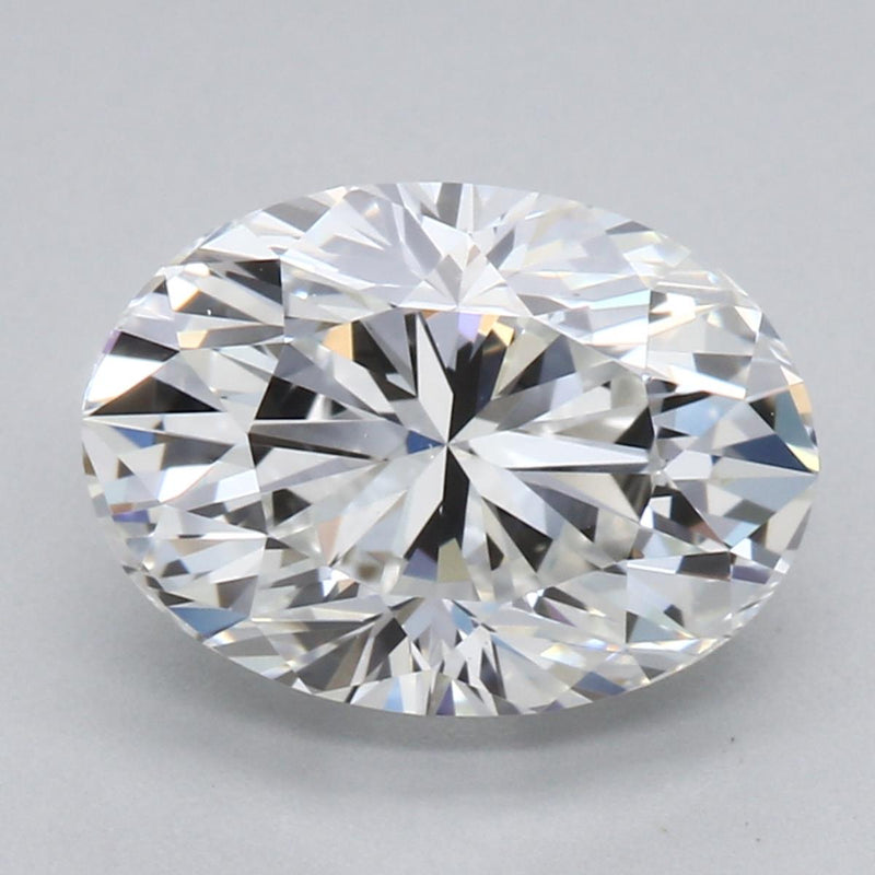 Your custom cut Private Reserve Distinctive Oval Lab Grown Diamond