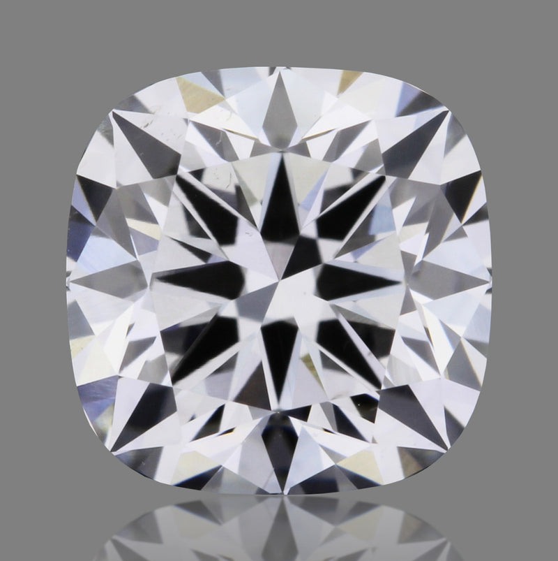 Your Custom Cut Private Reserve Lab Grown Square Distinctive Cushion Cut Diamond