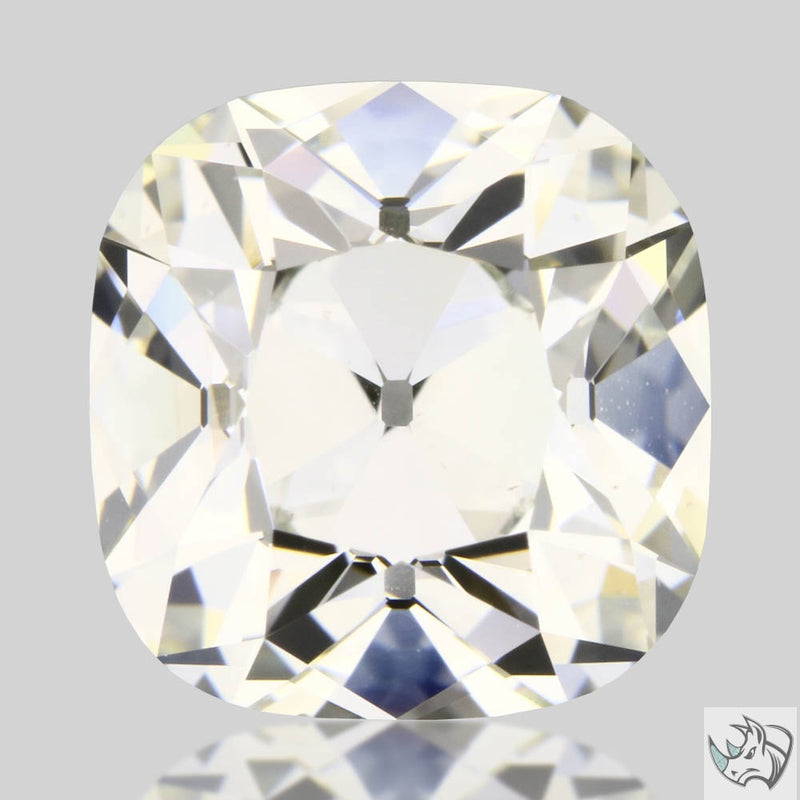 1.506ct H VS2 August Vintage Cushion Brilliant 74245459