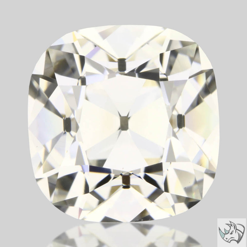 2.28ct F VS1 August Vintage Cushion Brilliant