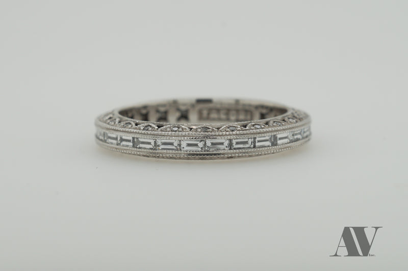 Tacori Eternity Wedding Band