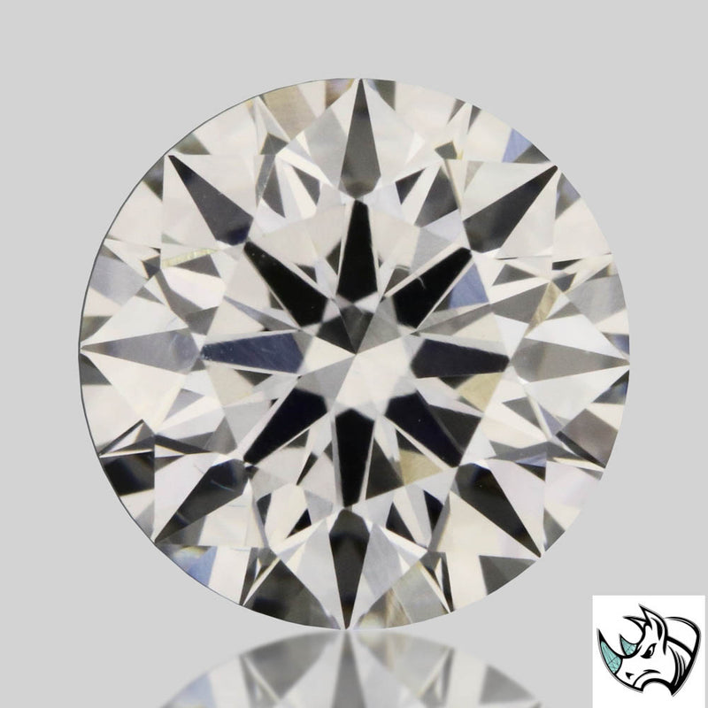 1.30ct F VVS2 Ideal Cut Lab Grown Diamond