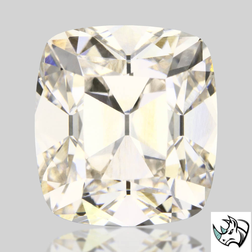 2.10ct J VS1 Private Reserve Heritage Cushion Lab Grown Diamond