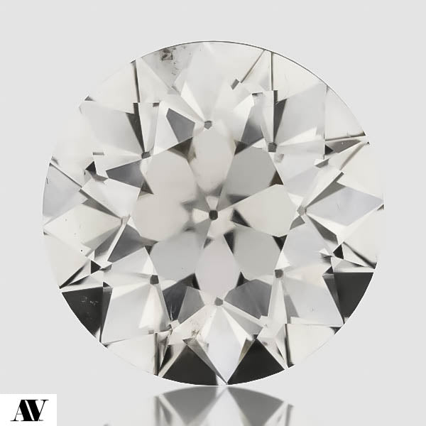 2.04ct I SI2 August Vintage European Cut Lab Grown Diamond