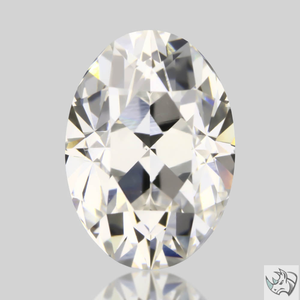 2.22ct G VS1 Heritage Oval Private Reserve Lab Grown Diamond