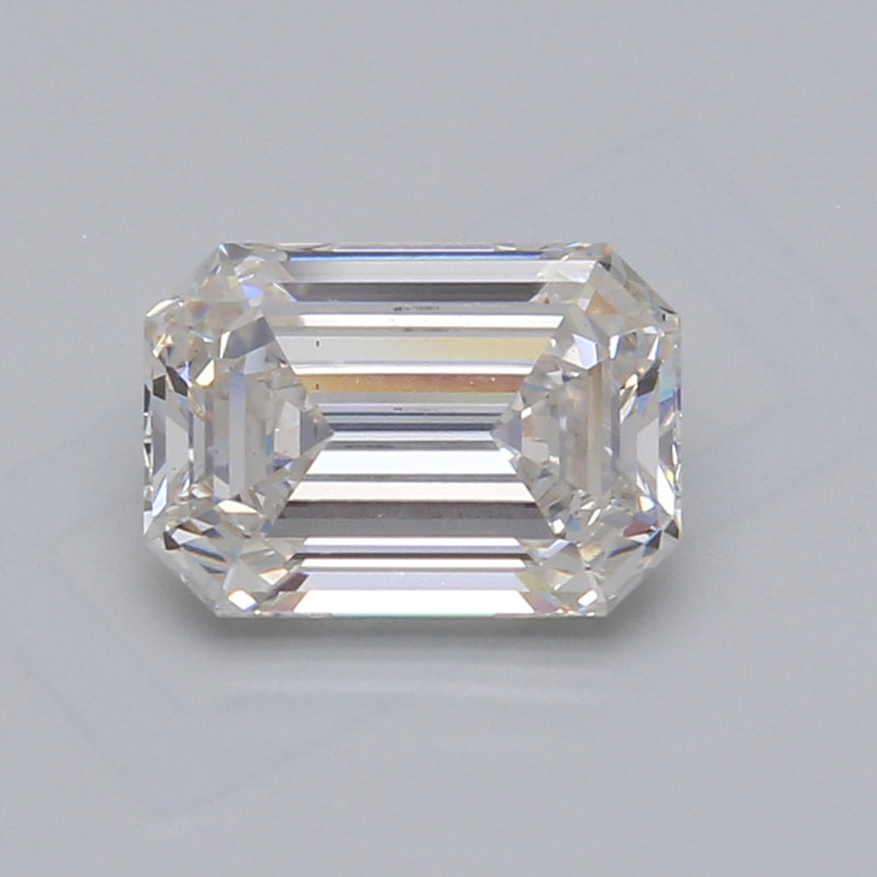 2.40ct H VS1 Lab Grown Emerald Cut Diamond