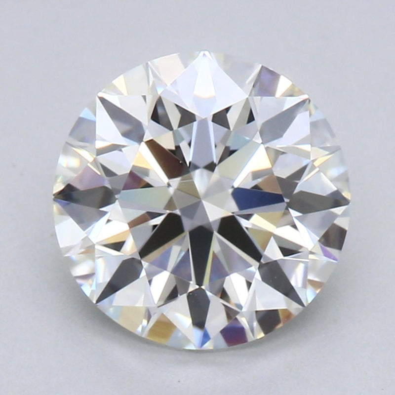 1.35ct G VS1 Hearts & Arrows Round Brilliant Cut Diamond