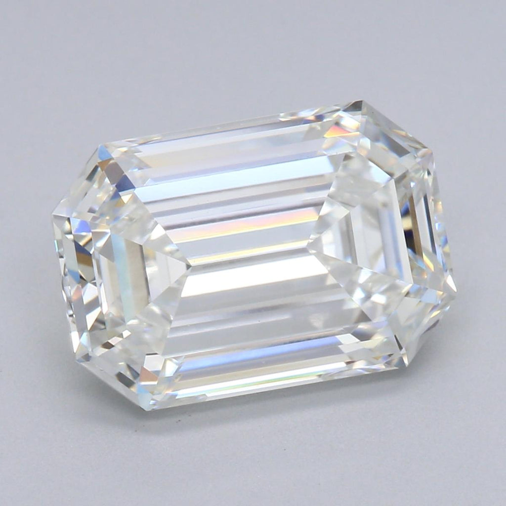 3.30ct G VVS2 Emerald Cut Lab Grown Diamond