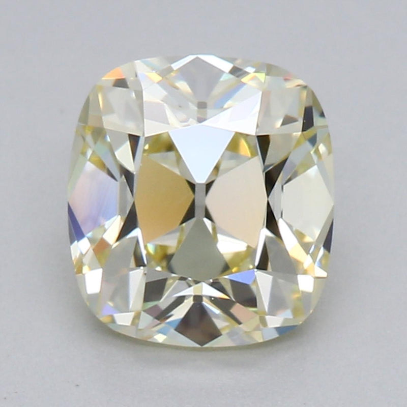 0.972ct Q VVS2 August Vintage Cushion Brilliant 74246911