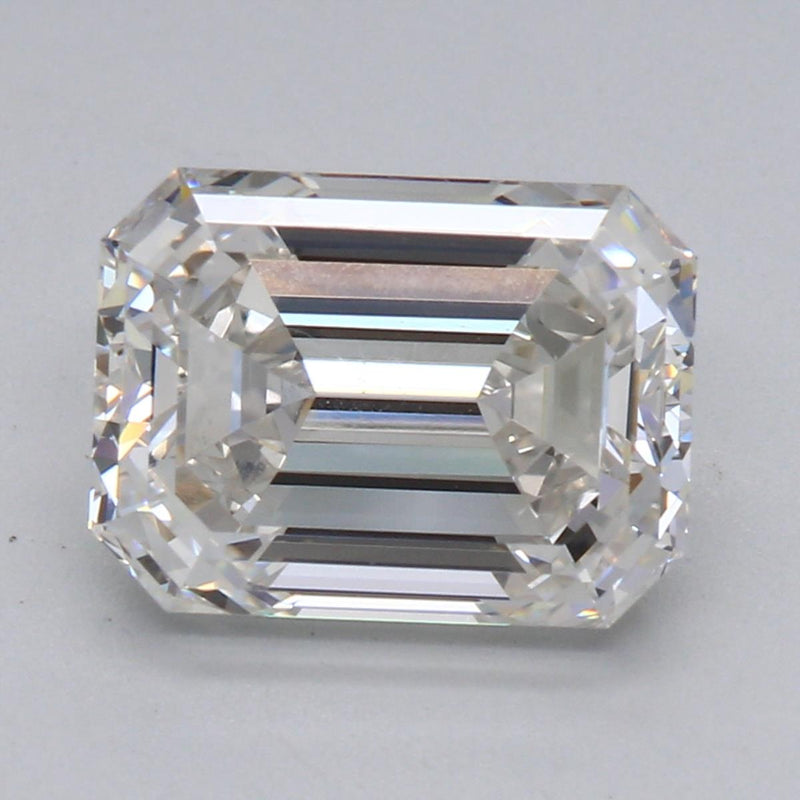2.01ct I VVS1 Emerald Cut Diamond