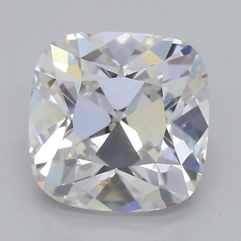 1.51ct F VS2 Lab Grown August Vintage Cushion  Cut LG_M3D77304