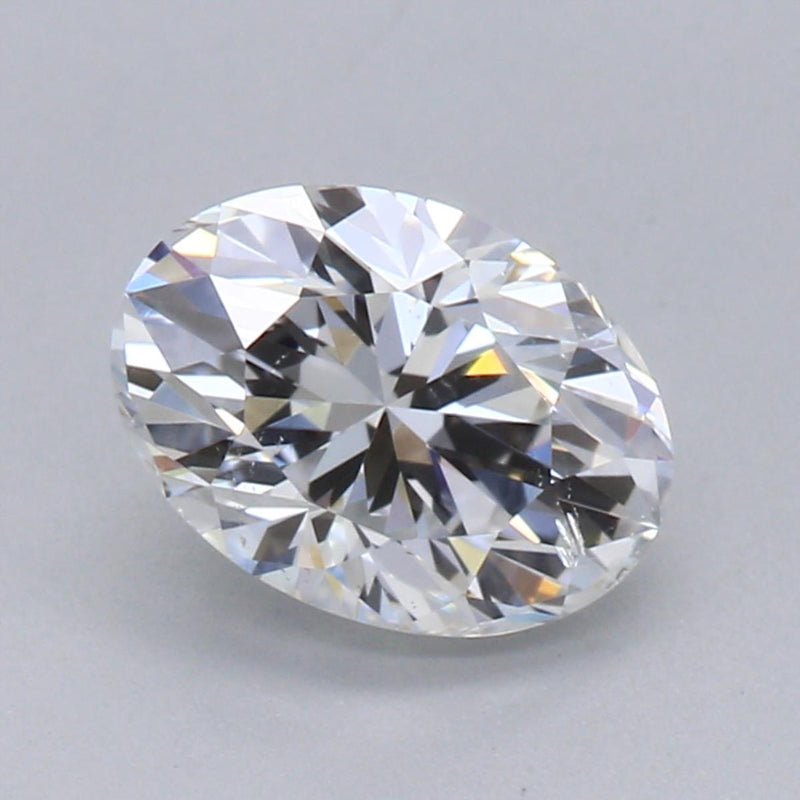 ELYQUE-OVAL 0.87ct. D SI2 1664720