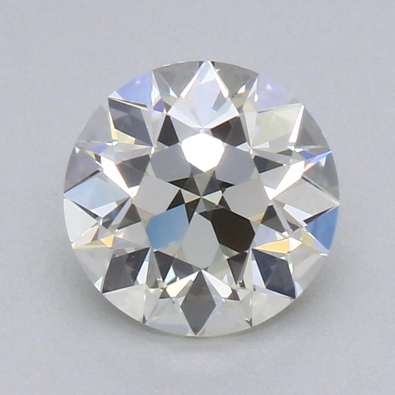 0.74ct J IF August Vintage European Cut 4267-0018