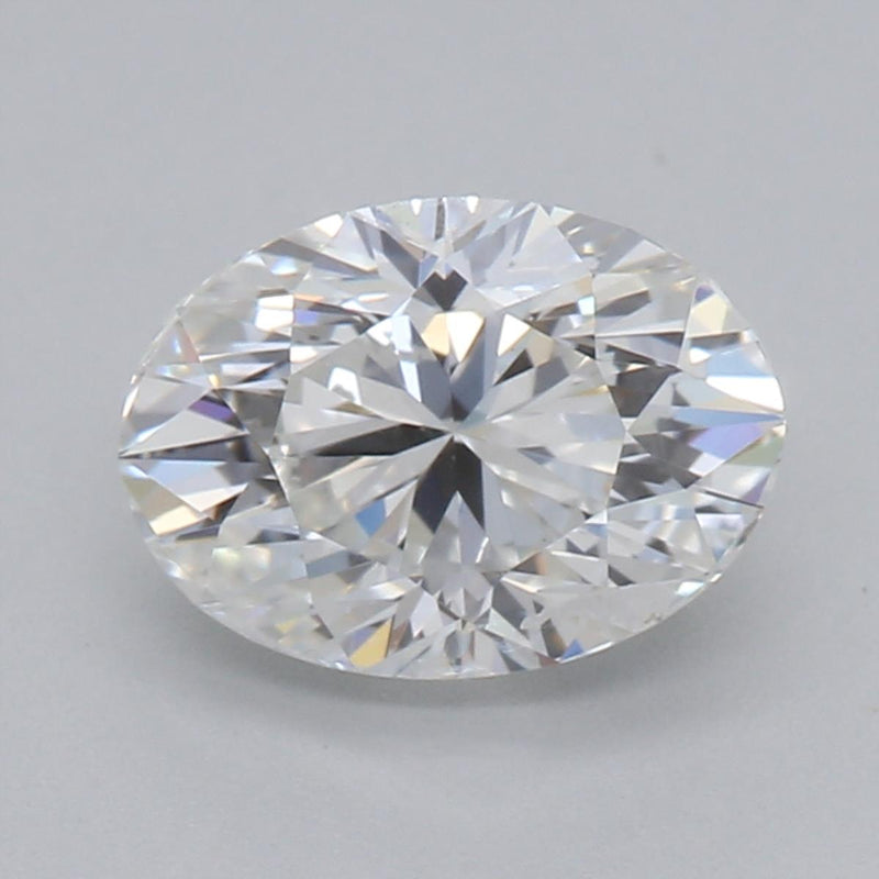 1.004ct G SI2 August Vintage Oval 1328681