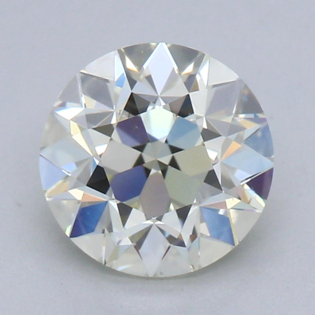 0.952ct L VS2 August Vintage European Cut 74603913