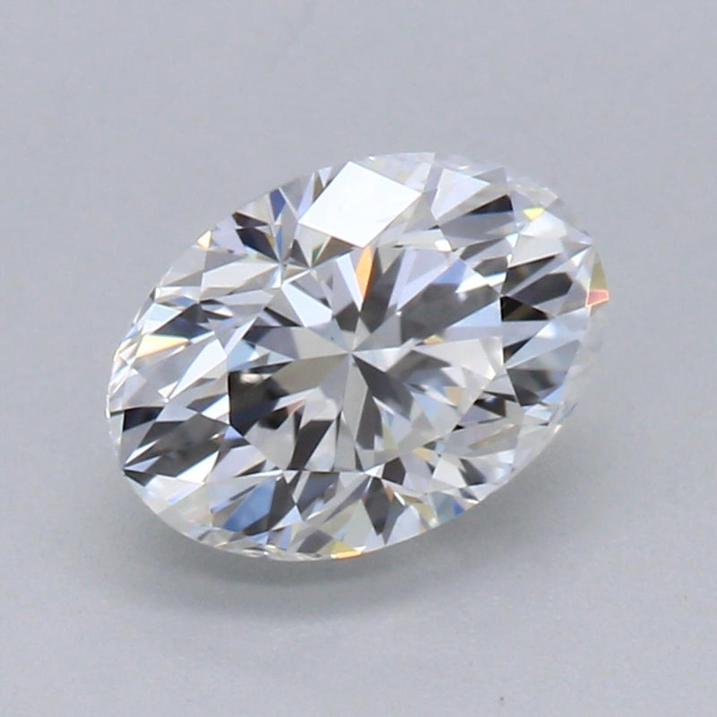 ELYQUE-OVAL 0.87ct. F VS1 1305977
