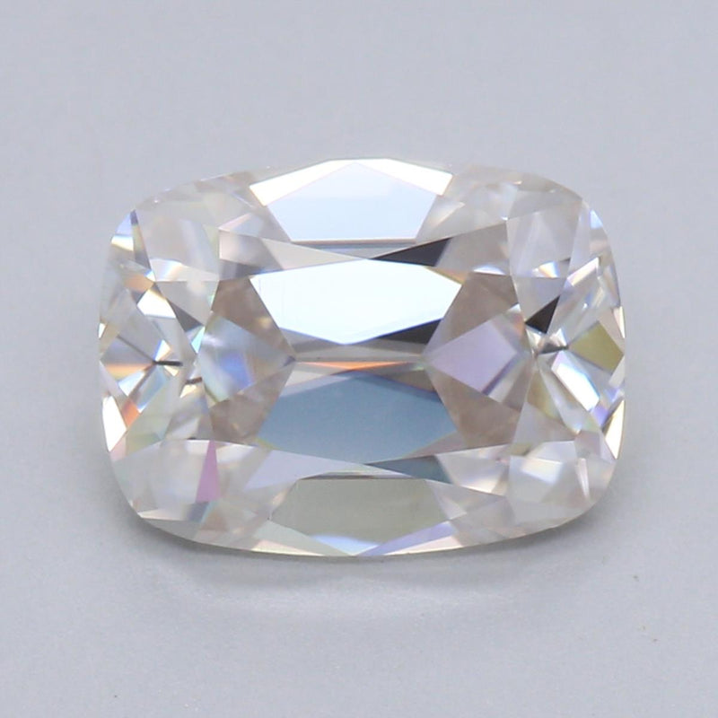 Your Custom Cut Elongated Heritage Cushion Moissanite