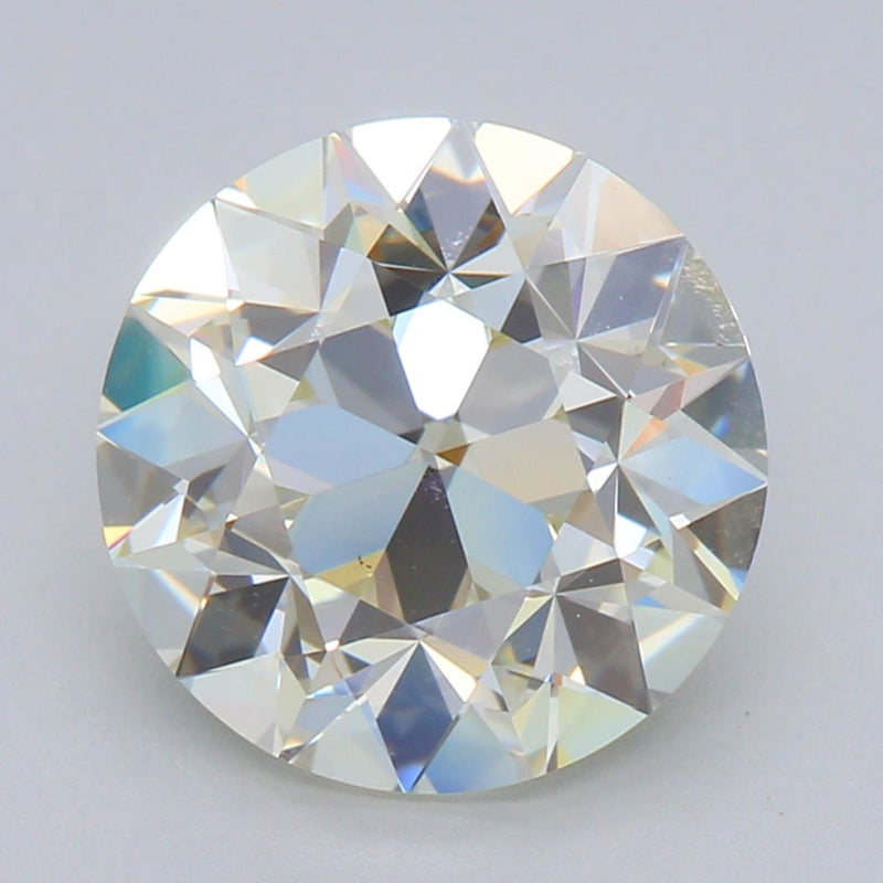 2.217ct K VS1 August Vintage European Cut 75320043