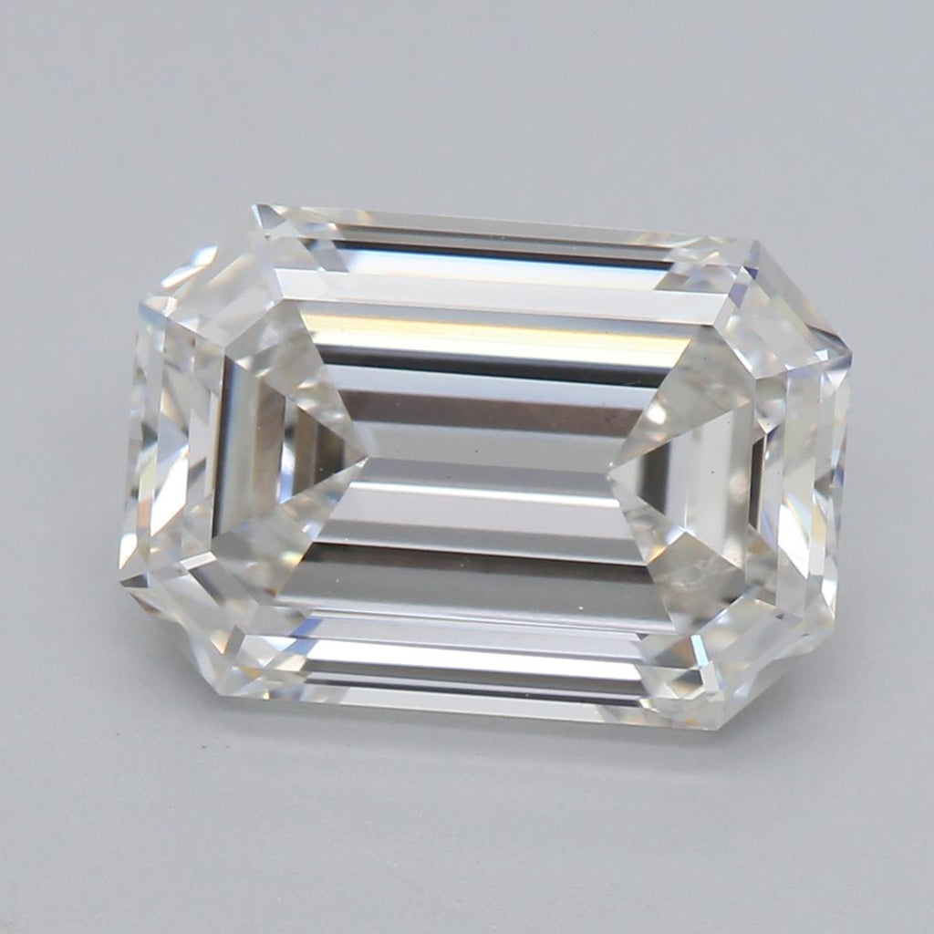 2.81ct H VS1 Lab Grown Emerald Cut Diamond MGJ169005