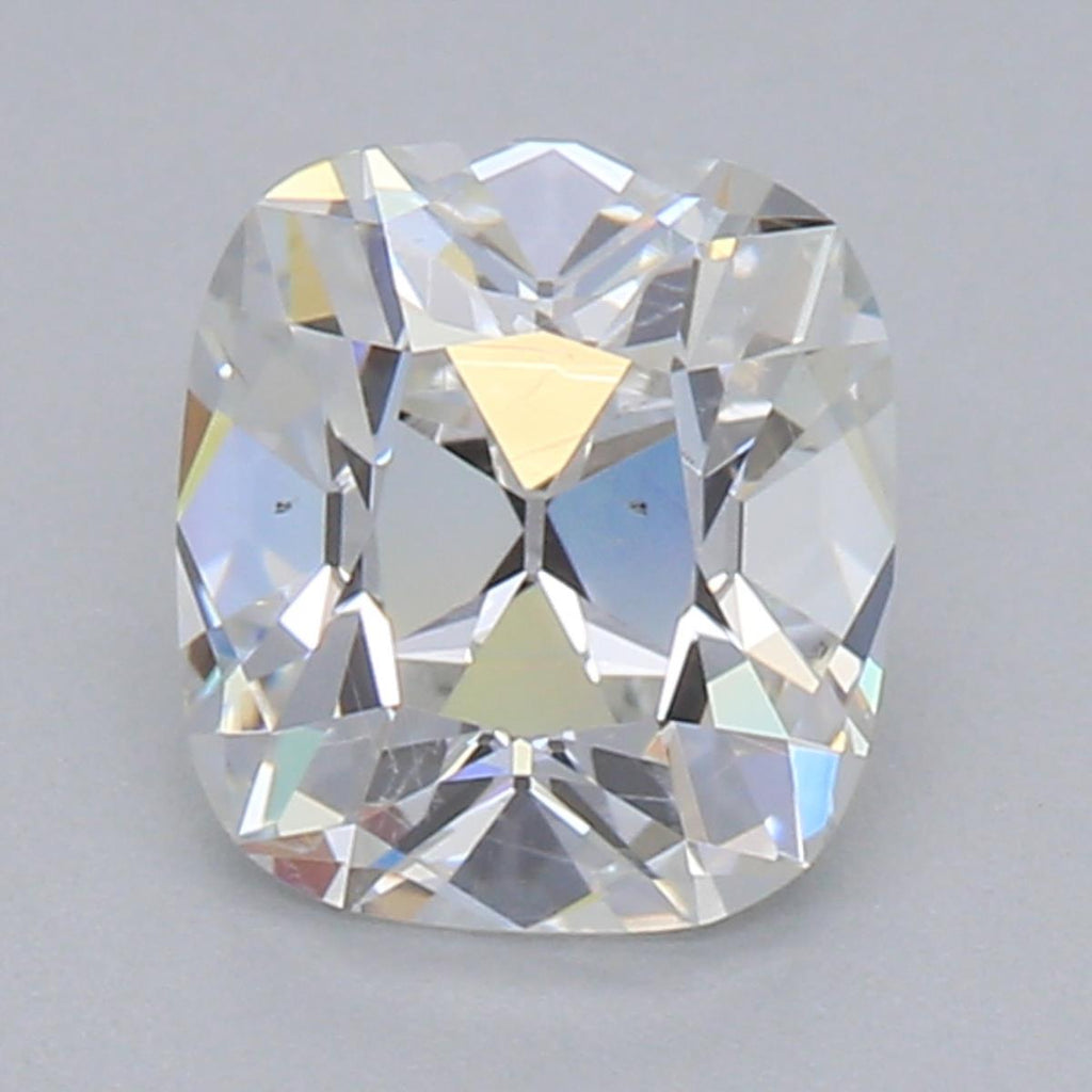 0.74ct E SI1 August Vintage Cushion Brilliant 74098393