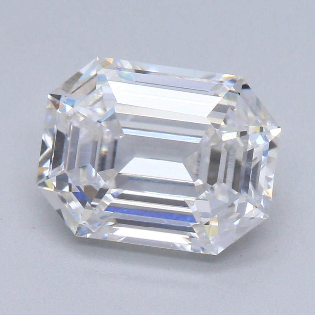 Your Custom Cut Heritage Emerald Cut Moissanite