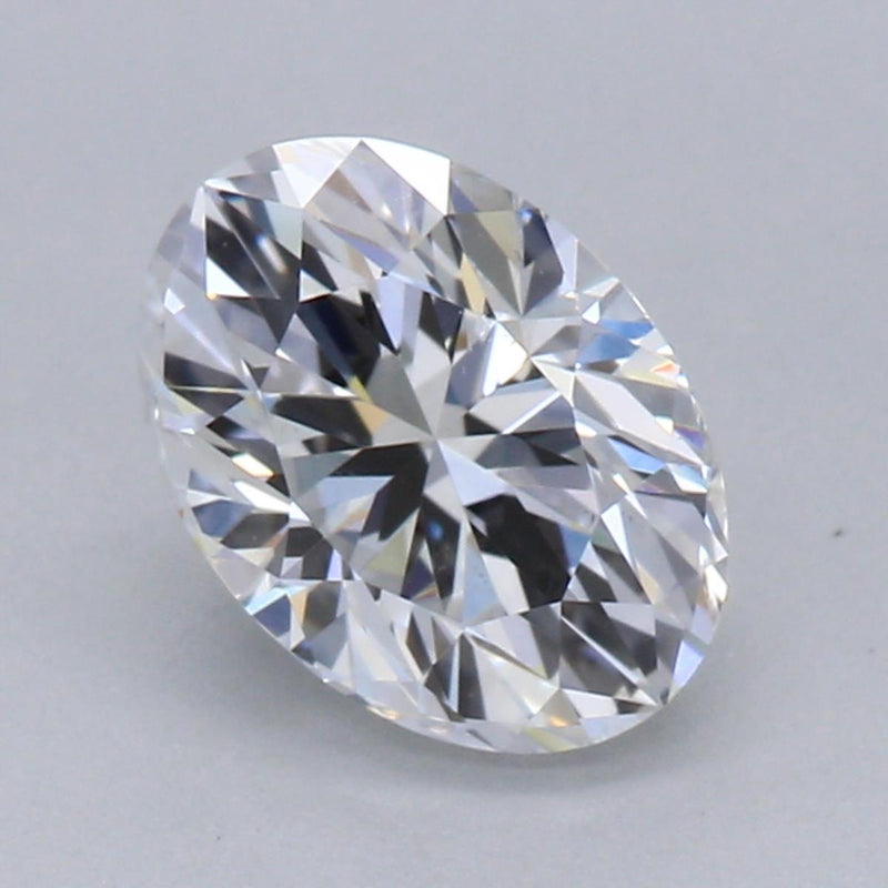 ELYQUE-OVAL 0.87ct. D SI1 1127183