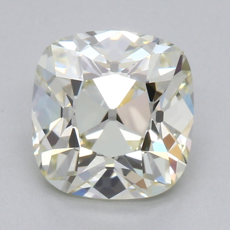1.218ct O VVS1 August Vintage Cushion Brilliant 74159392