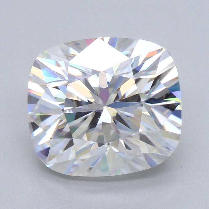 Your Custom Cut Distinctive Cushion Cut Moissanite